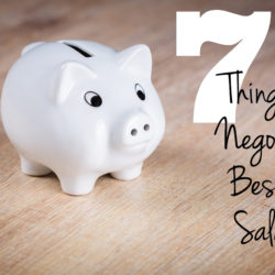7 Things to Negotiate Besides Salary