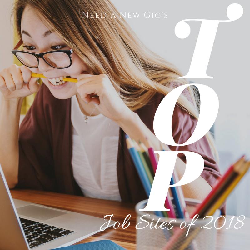 top job sites of 2018